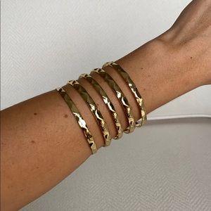 Gold Arm/Wrist Cuff
